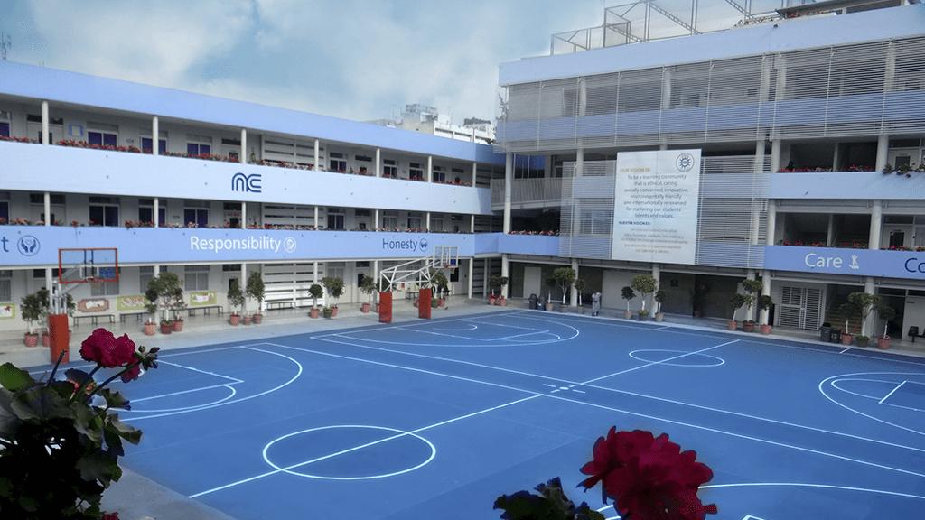Colegio Nuevo Continente-Edificio Primaria