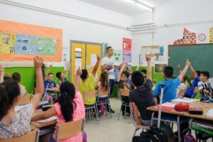 bienestar en la educacion
